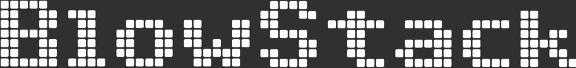 blowstack logo